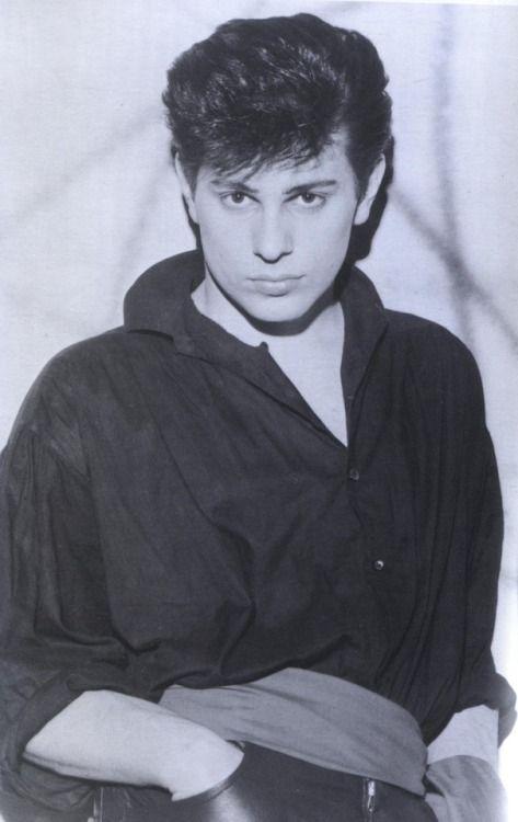 Roger Taylor. Duran Duran Era, 1981.