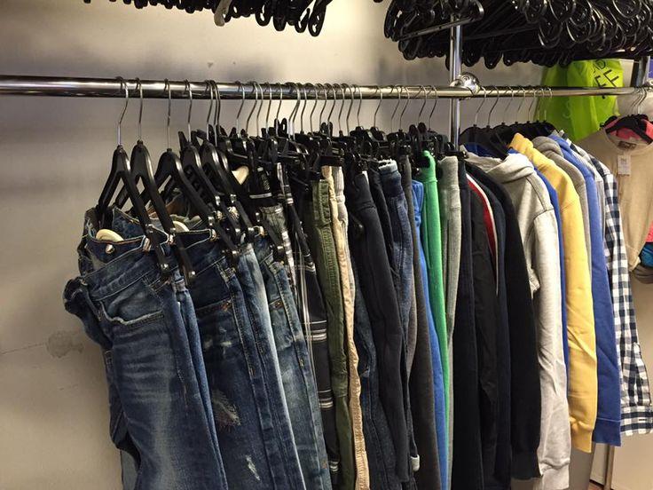 Veel mooie Abercrombie & Fitch kleding voor jongens, meisjes, dames en heren!