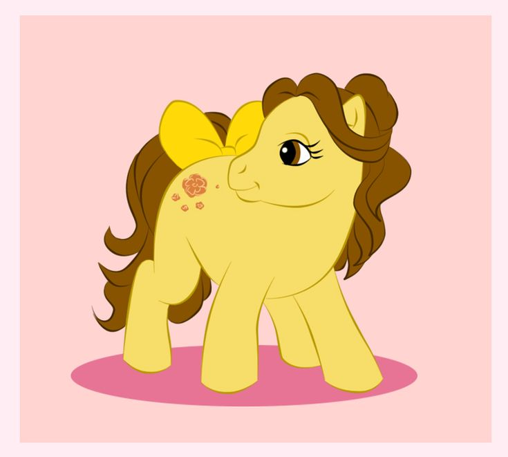 my little pony characters - Google Search