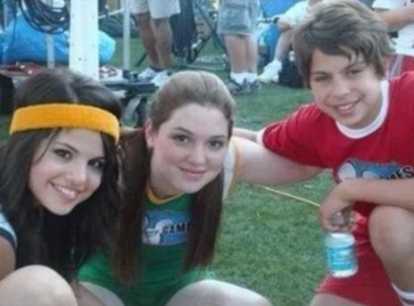 selena gomez and jennifer stone | Selena Gomez, Jennifer Stone and Justin T Austin | Flickr - Photo ...