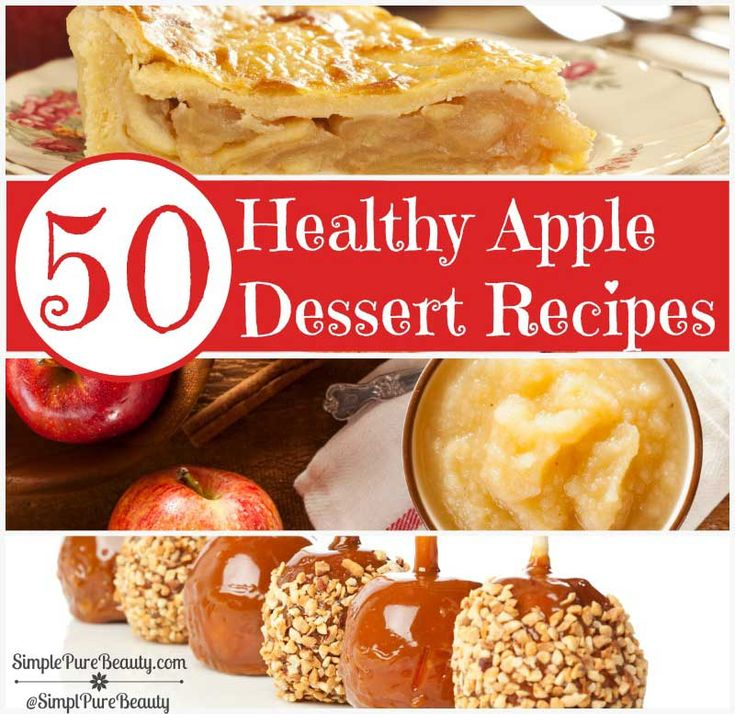 Quick easy healthy apple recipes