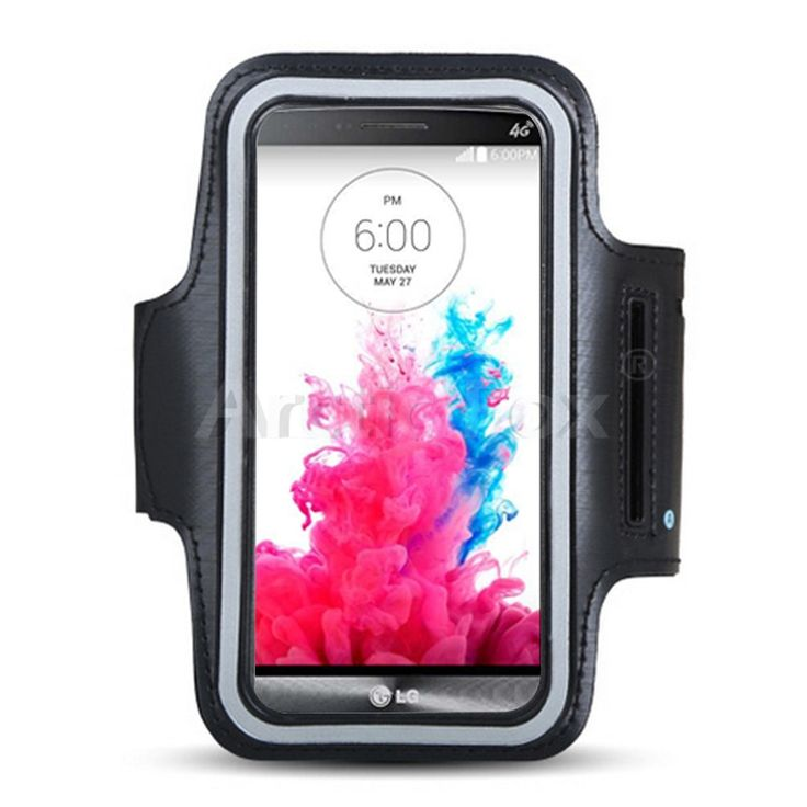 Universal Waterproof Running Cycling GYM Sports Armband Mobile Phone Holder Case Cover for LG G3 D855 D850 D851 D850 F400 LS990