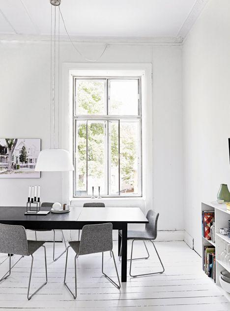 Simple and minimalist home