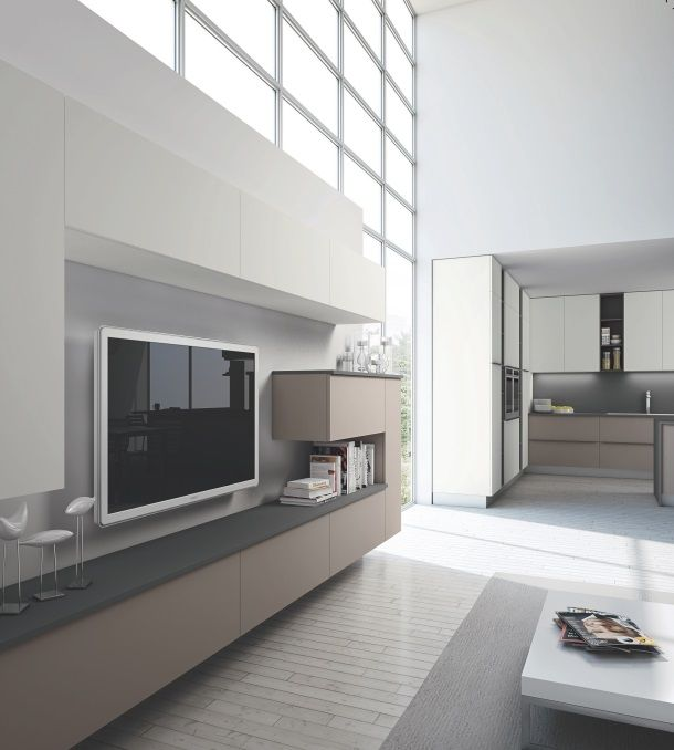 Non riesci a trovare il soggiorno in sintonia con l' #arredamento di #casa? Niente paura! Da noi puoi scegliere il tuo #soggiorno abbinato alla #cucina! - www.cucinesse.it/living/