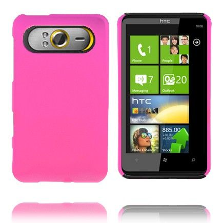Hard Shell (Rosa) HTC HD7 Deksel