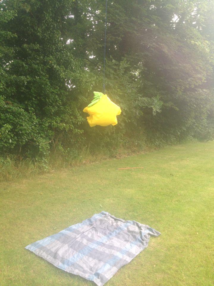 Kingdom Hearts piñata Fun!