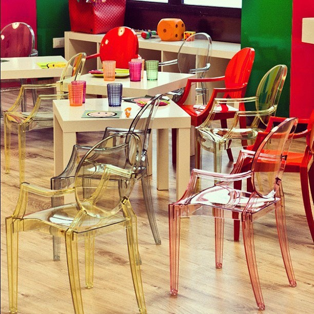 Lou Lou Ghost By Philippe Starck   Letu0027s The Children Play!
