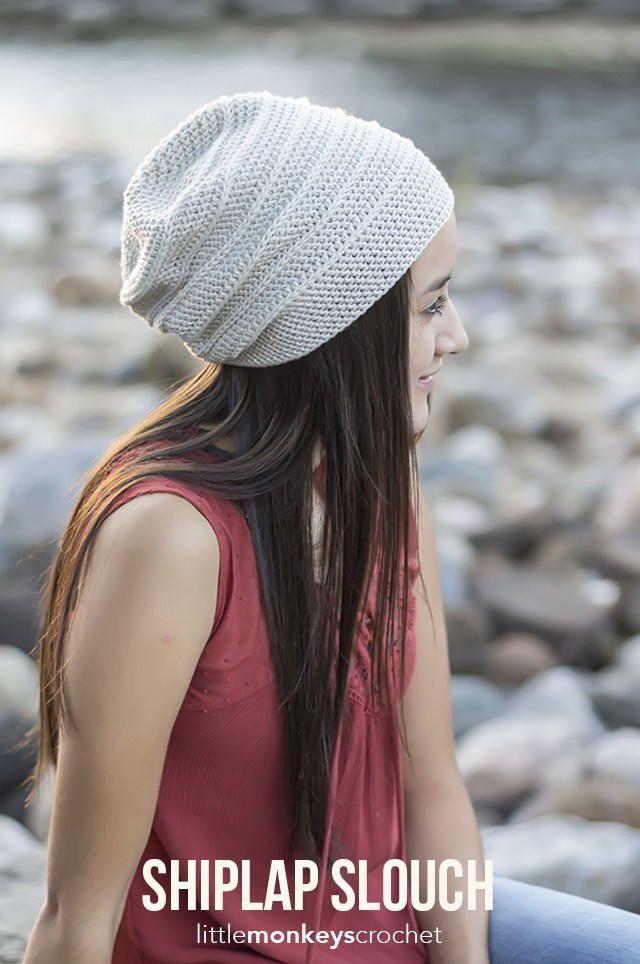 628 besten crochet hats Bilder auf Pinterest | Hüte, Gehäkelte ...