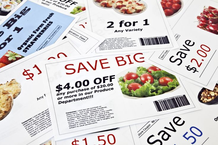Printable Canadian coupons including grocery, beauty, household and more.