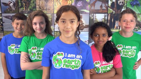 The Earth Rangers Shop: Earth Rangers is the Kids' Conservation Organization, dedicated to educating children and their families about biodiversity, inspiring them to adopt sustainable behaviors, and empowering them to become directly involved in protecting animals and their habitats.