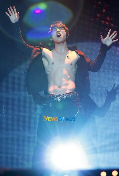 Hyunsik sculpted abs #btob | BtoB | Pinterest | Kpop, Pop ...