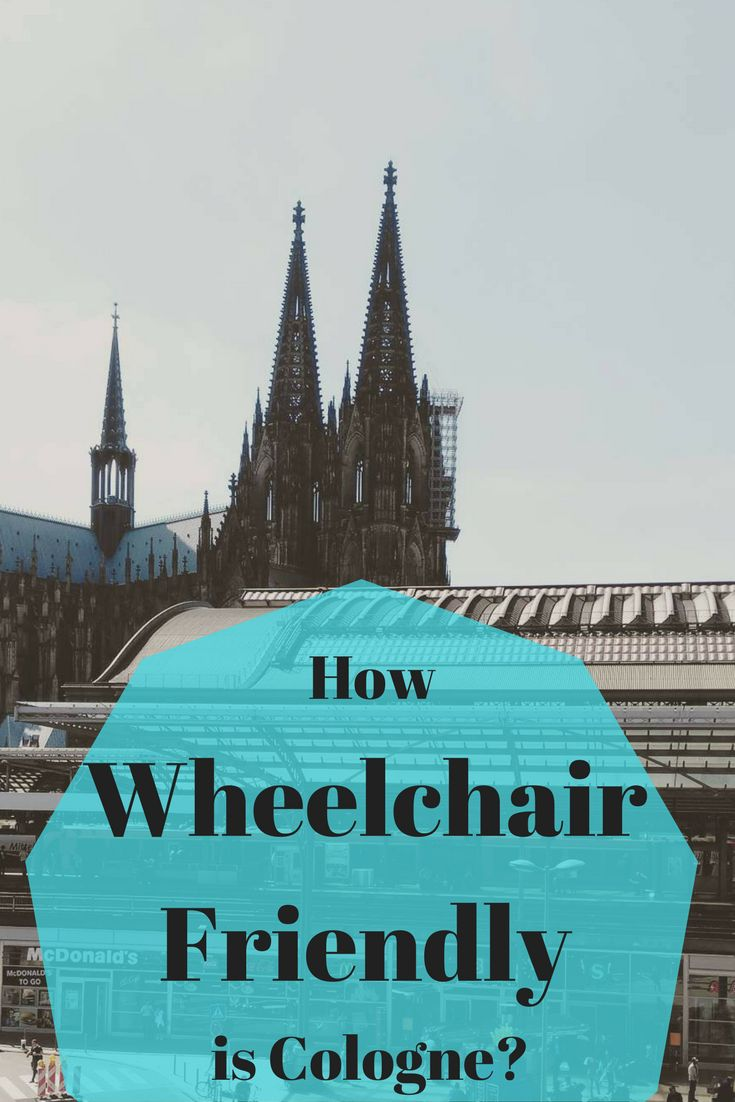 Is Cologne Wheelchair Friendly? - In Search of Mexican