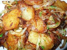 Classic Lyonnaise Potatoes