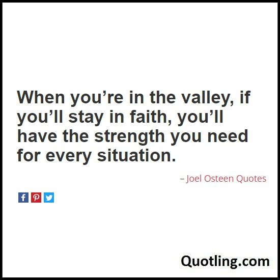 You Have The Strength Quotes: 716 Best Images About Joel Osteen Quotes On Pinterest