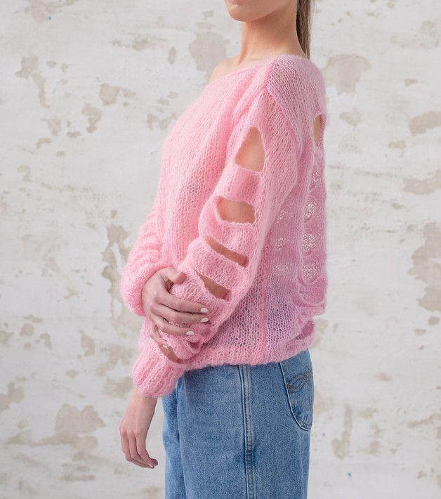 Rose Melody - VLOKA_HANDMADE - Swetry i bezrękawniki