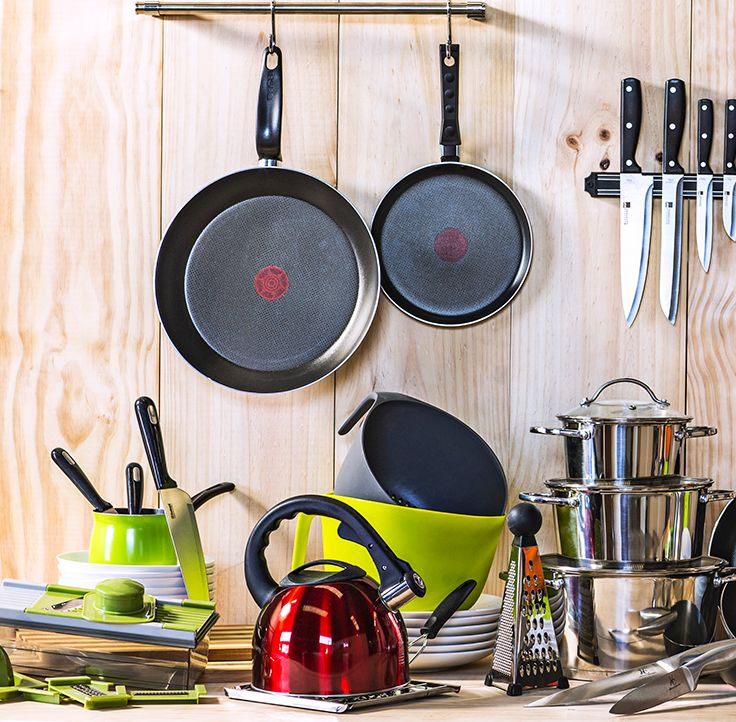 Para optimizar tiempo en tus comidas, estos son los elementos que no pueden faltar en tu cocina: rebanadores de palta, centrifuga de verduras y peladores de verduras. #SodimacHomecenter #Sodimac #Homecenter