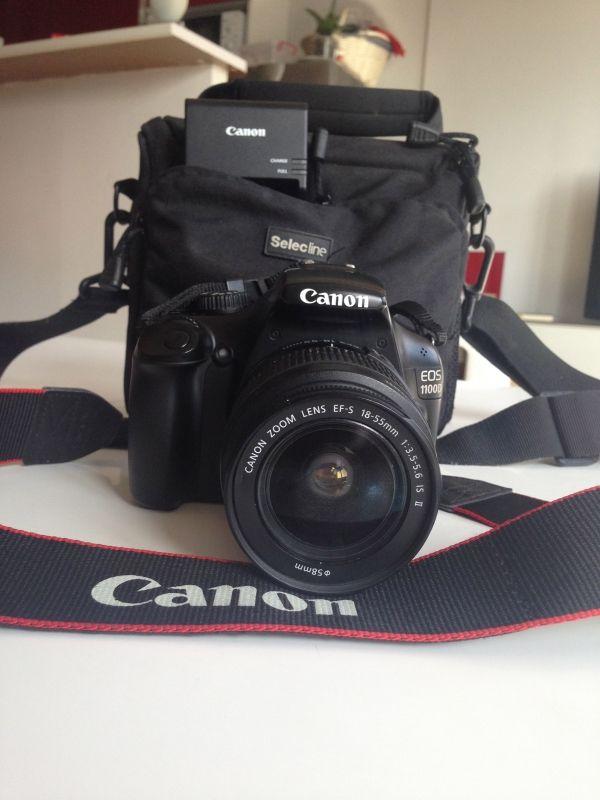 #location Appareil photo #Canon EOS 1100d #Paris 19ème (75019)