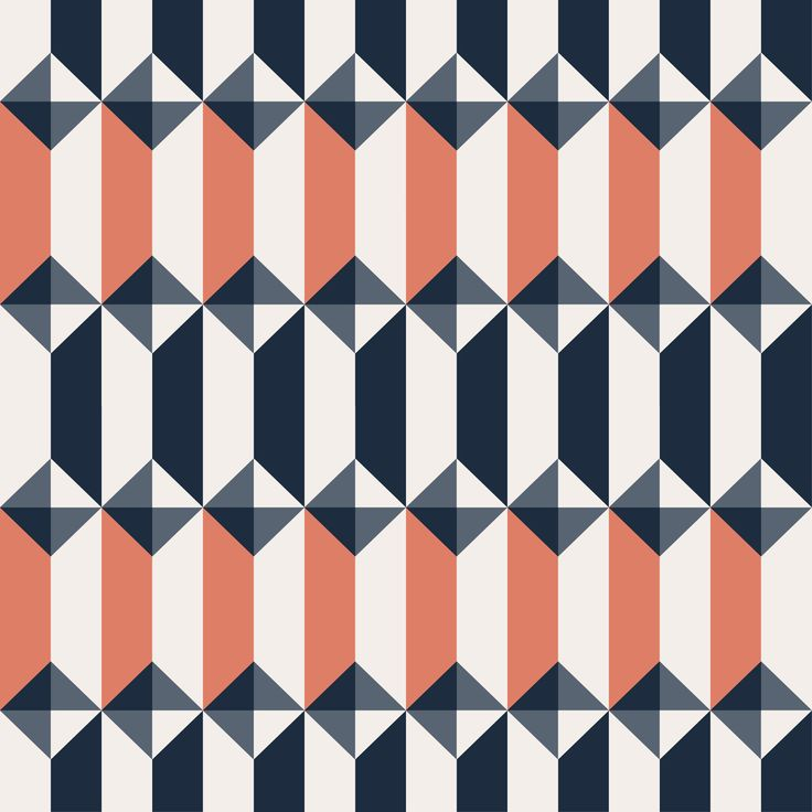 Vintage Geometry. #purpura #cementtiles