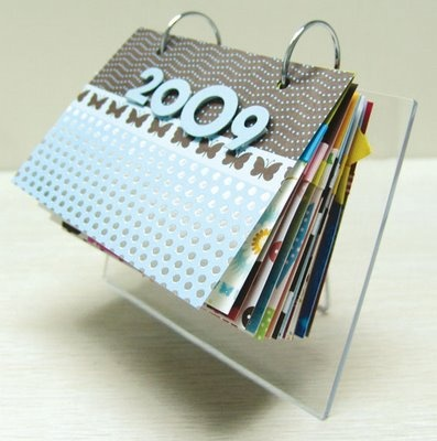 57 best Scrapbooking a calendar images on Pinterest ...