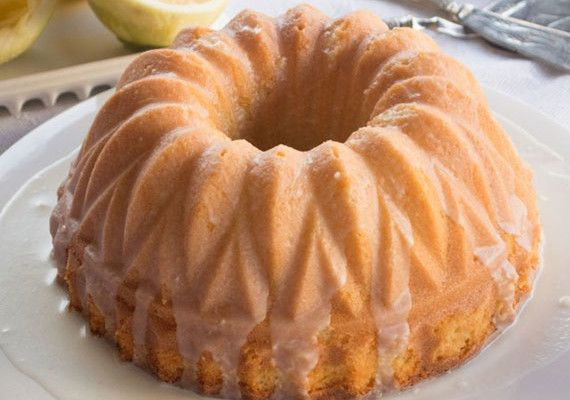 Lemon Bundt Cake from Scratch - Recipe - The Answer is Cake