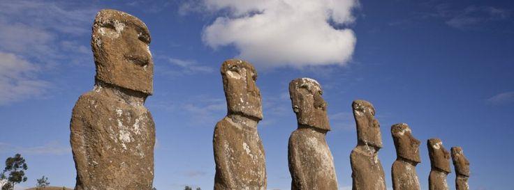 Archäologie: Das Rätsel der Osterinsel