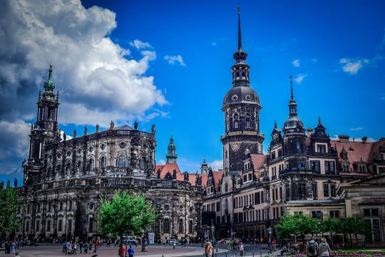 Dresden by Uwe Kirsch