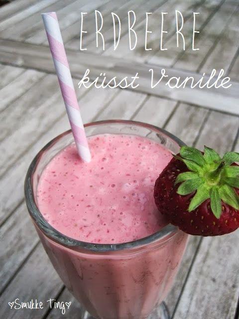 http://smukketing.blogspot.de/ Mmmhhhh lecker!!!Erdbeere küsst Vanille