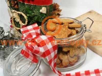 Detail receptu - Mrkvové sušenky