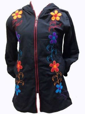How cool is this jacket? Shop it on our website now #hippie #hippy #hippieclothing