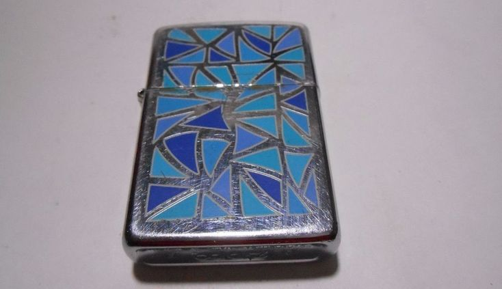 EXACT DATE MATCHING 1994 D-X ZIPPO INSERT. FLIP TOP POCKET FLUID CIGARETTE LIGHTER. BLUE STAINED GLASS. JUST ADD LIGHTER FLUID. 1994 D-X. SHOWS SOME LIGHT AGE USE WEAR. SHOWS SOME LIGHT AGE USE WEAR. | eBay!