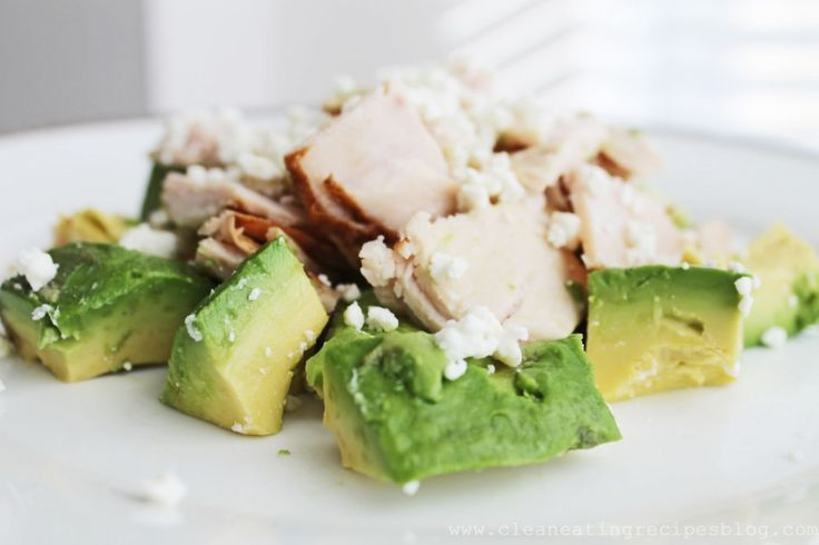 Clean Eating Recipe – Turkey, Avocado & Feta Combo | Weight Loss Meals and Rec… – weight loss menu