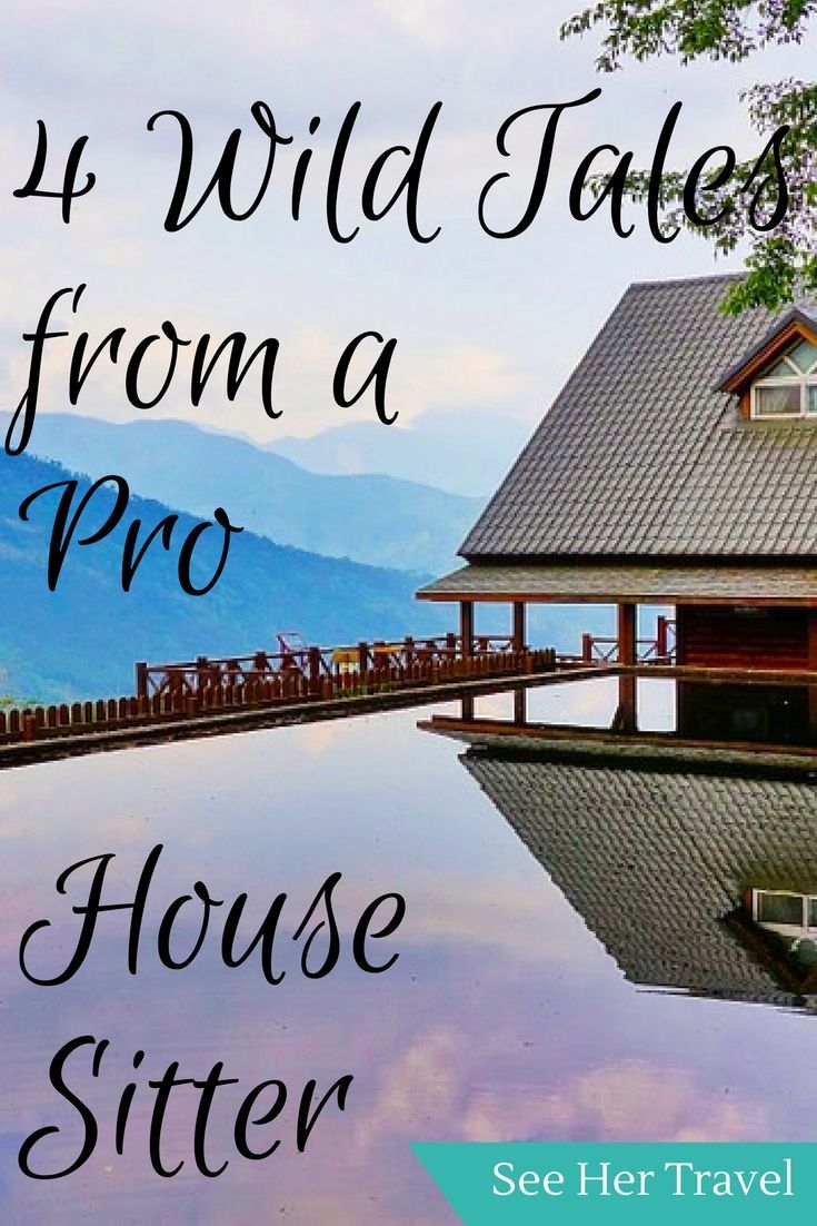4 Wild House Sitting Adventures From Ryan Biddulph Not Your Average House Sits These 4 Wild House Sitting Tales Fro In 2020 Budget Travel Tips Travel House Sitting