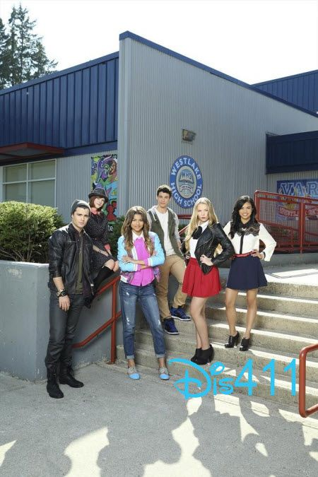 "Promo Photos And Details From Disney Channel About ""Zapped"""