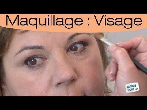 Conseils pour se maquiller après 50 ans - YouTube