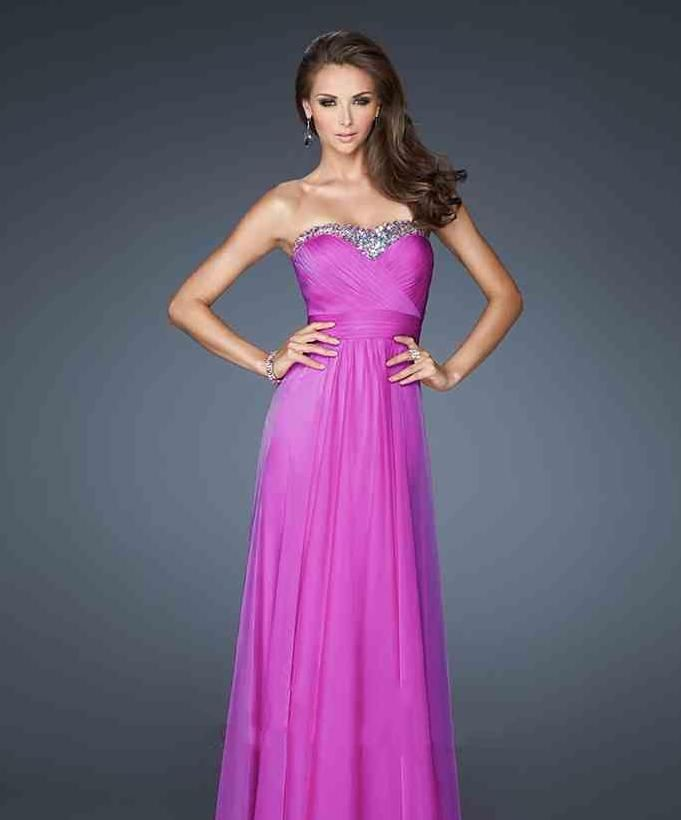 55 best prom dresses images on Pinterest | Formal prom dresses, Low ...