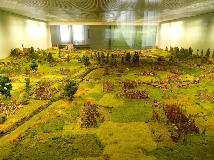 Bavarian Army Museum - Ingolstadt, Germany