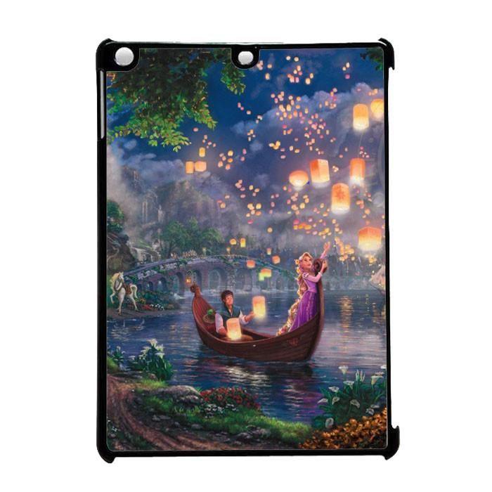 Tangled Cartoon Lantern iPad Pro 9.7 Case Dewantary