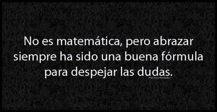 no es matematica