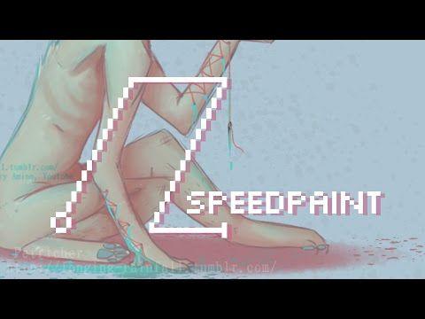 I Think I Saw You In My Sleep | Speedpaint | VENT - YouTube