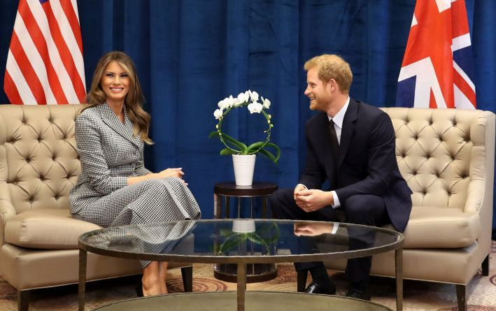 From garden to glam: Melania heads to Canada for first solo trip as FLOTUS | Conservative News Today