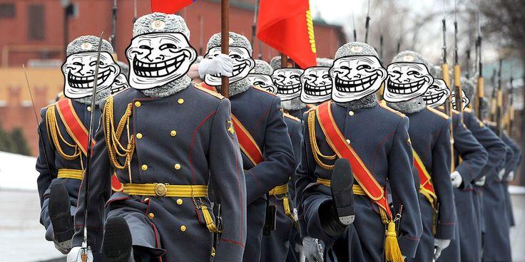"The sad life of Putin's ""Troll Army"""