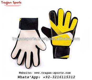 Kids Goalkeeper Gloves Soccer Goalie Gloves