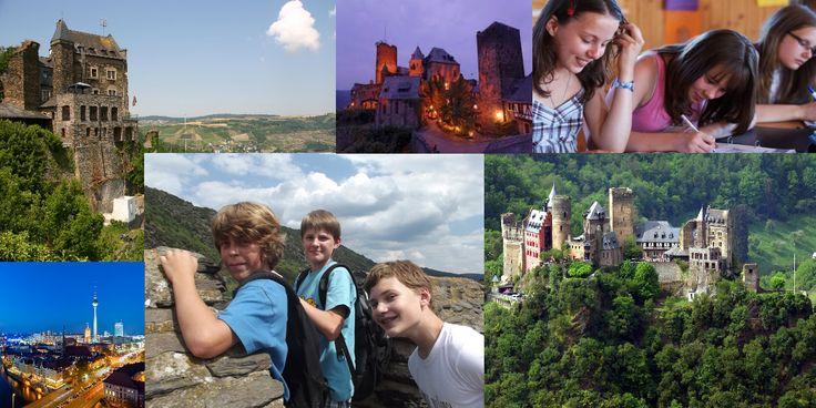 IDEI DE VACANTA - GERMANIA  Tabere Germania. Destinatia ideala de invatare a limbii germane ! #Cursuri de vara de limba germana intensiv, #excursii castel #medieval, #catarare, #drumetii montane, viata de #familie in #Germania, aventura pe malul lacului #Schliersee, la poalele #Alpilor, #traditie culturala, sporturi nautice, #fotbal, pregatire #admitere in invatamantul german ! Alege si tu o locatie, Berlin, Munchen, Oberwesel, Heidelberg, Schloss…