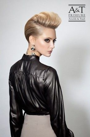 Frisur kurz modern