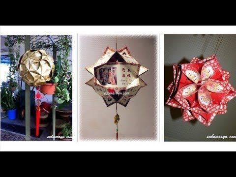 How To Make Chinese New Year Angpow Lanterns ~ Parenting Times