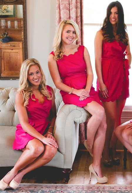 mix trendy and classy with cute sorority recruitment outfits!