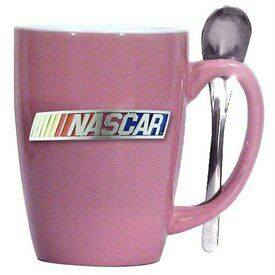 http://store.nascar.com/NASCAR_Merchandise_Home_And_Office/Sparta_Pewter_NASCAR_16oz._Pink_Mug_with_Spoon_and_Pewter_Logo