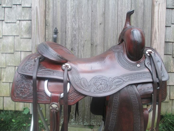406 best Horse- Saddles images on Pinterest
