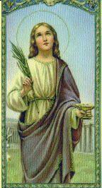 Life of saint thomas and a patron saint of catholic universities