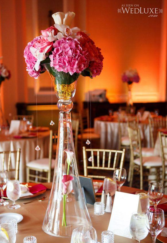 Tall Vase Wedding Centerpieces   Stylish Wedding flowers Centerpiecewith  elegant vase77 best Lauren   Bobby s NJ wed images on Pinterest   Centerpiece  . Tall Flower Vases For Weddings. Home Design Ideas
